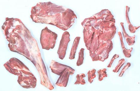 Geitenvlees - overzicht