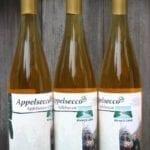Appelsecco - drie flessen