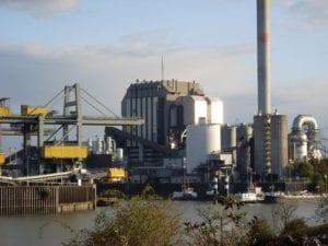 Elektriciteitscentrale Nijmegen 850