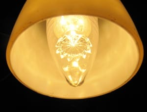LED-lampen lamp