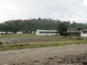 Kichwa community, midden in het Amazonewoud, Unesco Biosfeer Sumaco.