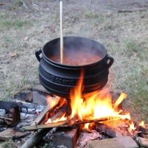Wie Kent – Buiten koken – Herfst