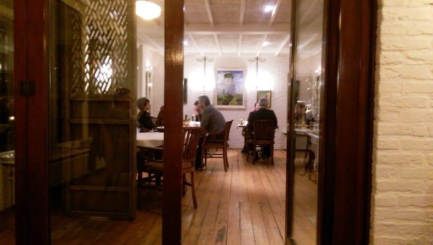 Eten bij de pronckheer mergenmetz - Kamer sfeer ...
