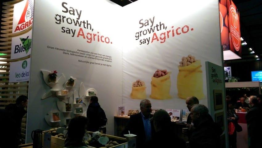 BioBeurs 2017 – Agrico