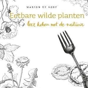 Het kookboek Eetbare Wilde Planten - cover