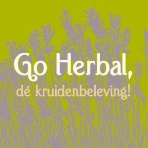 Go Herbal – Groots kruidenevenement