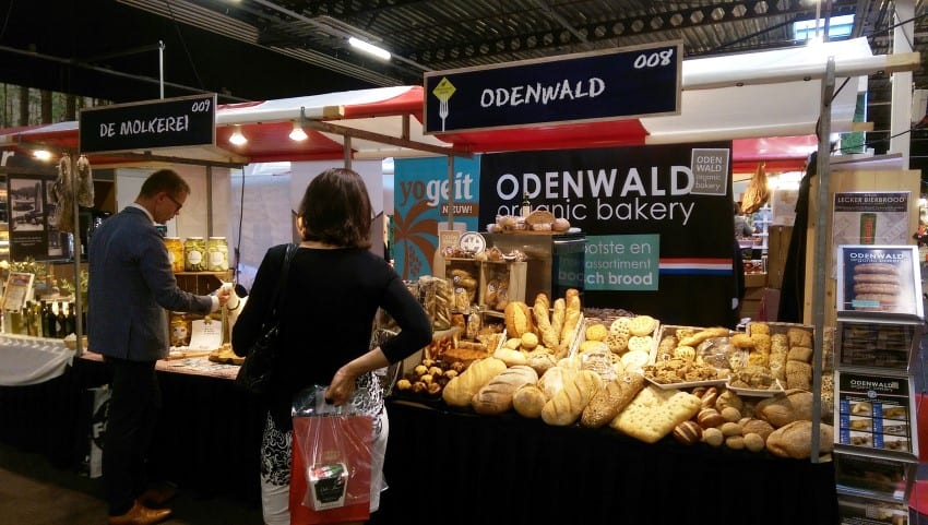 Delicatessenbeurs 2017 – brood
