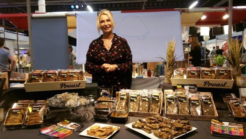 Delicatessenbeurs 2017 – smakelijk vruchtenbrood
