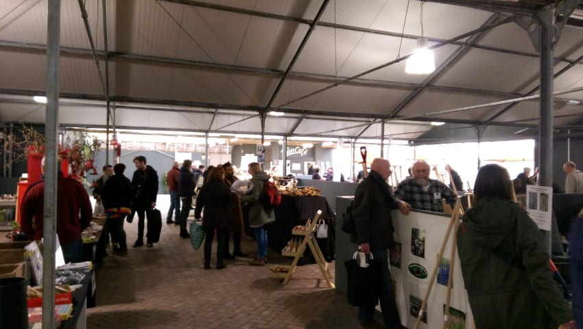 Groenmoes markt Anthonetta