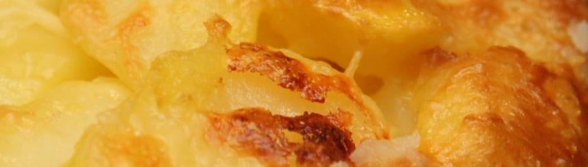aardappelgratin - breed