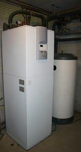 Aardwarmte-installatie 1