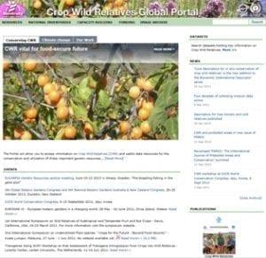 De bronnen van onze cultuurplanten - portal
