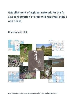 De bronnen van onze cultuurplanten - rapport FAO