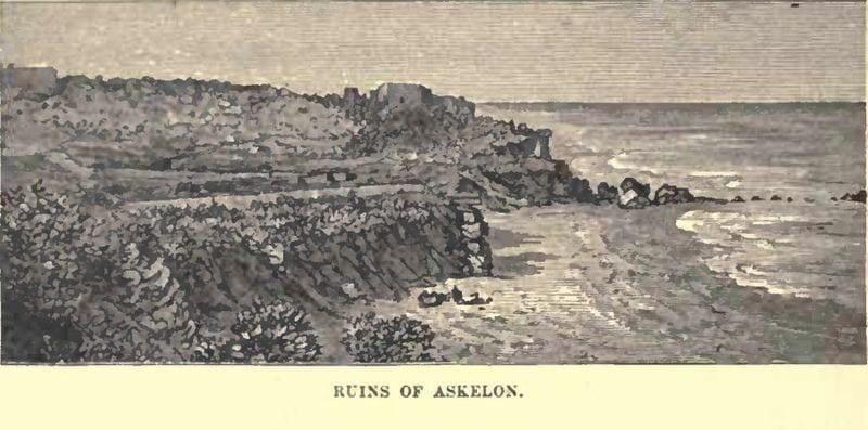 Sjalot - Ruins of Askelon