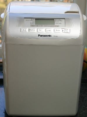 Panasonic SD-255 dicht