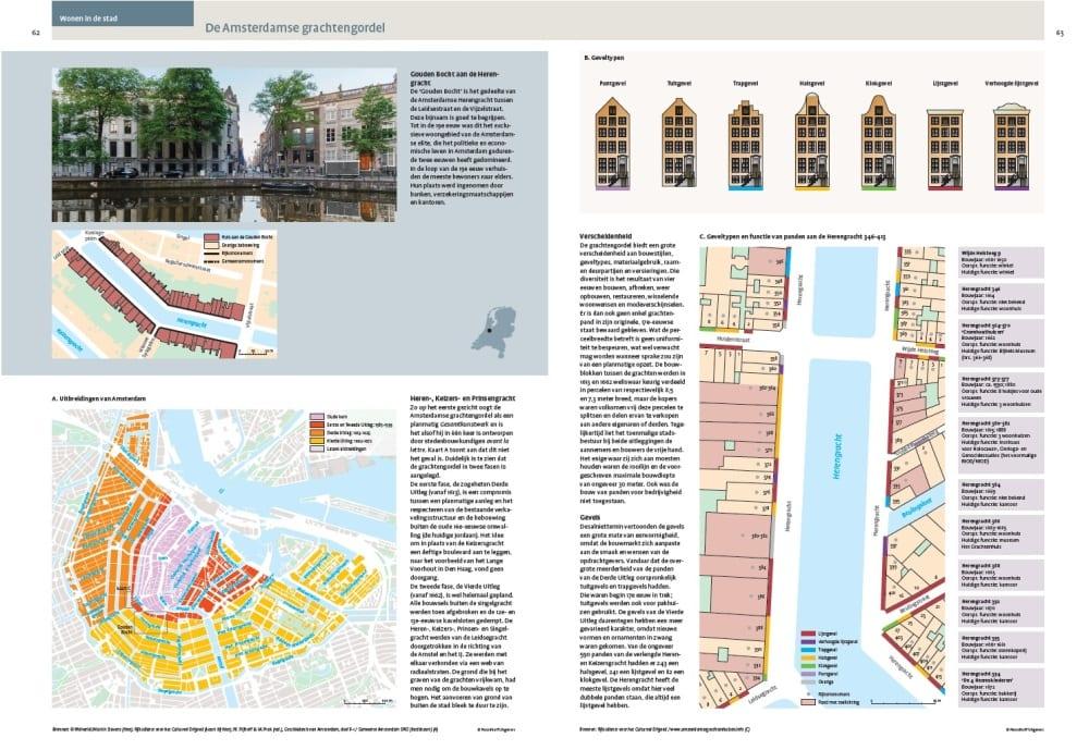 Bosatlas van het Culturele Erfgoed - Amsterdamse grachtengordel 1