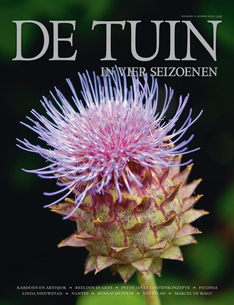 De Tuin in Vier Seizoenen - zomer 2015