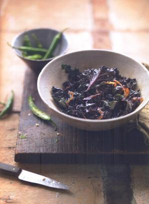 Easy curry vegetarisch - palmkool