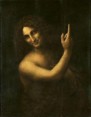 Sint Jan - Leonardo da Vinci