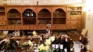 Eten bij De Pronckeer - jenevers gins en meer