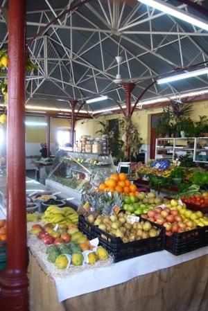 Stadslandbouw - markthal Portugal