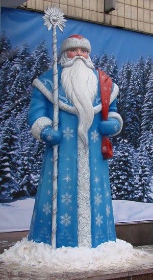 De Russische Ded Moroz - Koning WInter